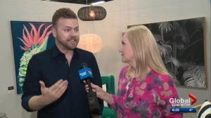 Interview with Matt Muenster at Edmonton Home and Garden Show