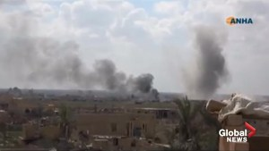 Clashes in eastern Syria as Islamic State faces defeat in Baghouz