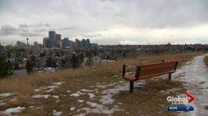 Warm-up welcomed by Calgarians but hard for downhill ski event