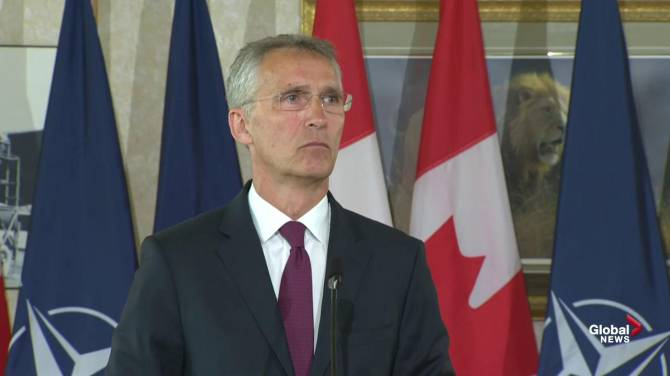 NATO chief warns of threat of industrial espionage from other nations