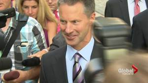 Nigel Wright cross-examined in expense trial while questions follow Harper at every campaign stop