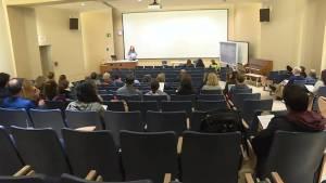 Ontario health curriculum subject of Queen's University public lecture