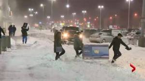 Winter weather hits across the country