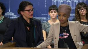 Going to fight Trump, Netanyahu administrations until 'last breath': Ilhan Omar