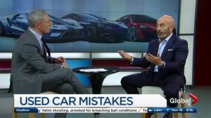 The 5 tips you need to know when buying a used car