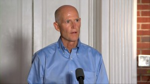 Florida's Rick Scott says he's asked police to investigate 'shenanigans' in vote count for senator