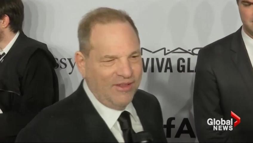 Journo Makes Disturbing Claims Harvey Weinstein Masturbated In Front Of Her