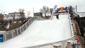Everything you need to know about Red Bull Crashed Ice in Edmonton
