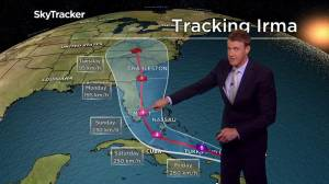 Hurricane Irma: What storm surges could mean for the Caribbean islands