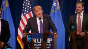 Donald Trump wins Nevada Republican presidential caucuses