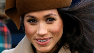 U.K. goes mad for Meghan Markle