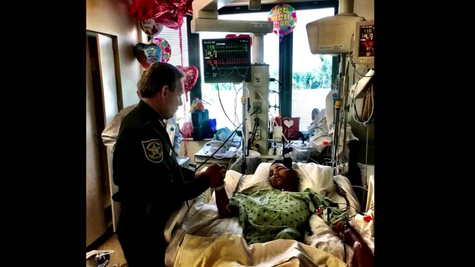 TEEN HERO: 15-year-old shot 5 times protecting classmates from gunfire