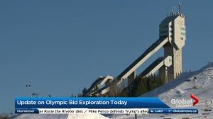 Update on Olympic bid exploration expected Tuesday