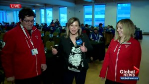 Athletes prepare to open Special Olympics Alberta Winter Games