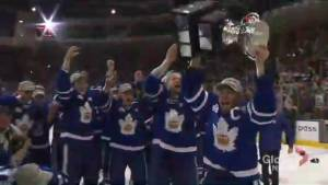 The Toronto Marlies win the Calder Cup