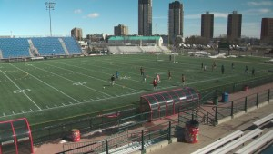 Is Edmonton's soccer stadium big enough for the Canadian Premier League?