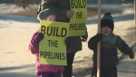 Edson Pipeline Rally