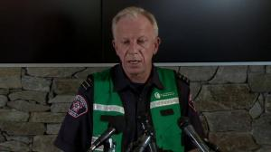 Fort McMurray wildfire: 'We're in for a rough day':  fire chief on false sense of security