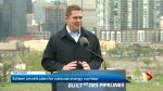Scheer unveils plan for energy corridor
