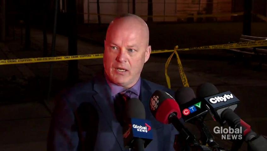 Man dead after brazen daylight shooting in Toronto's west