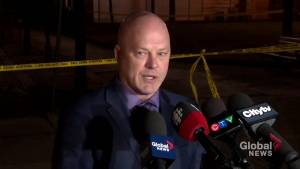 Toronto police searching for at least 1 suspect after west end shooting