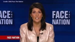 'He believes the climate is changing': Haley defends Trump
