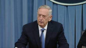 US-Russia tensions over Syria will not 'spiral out of control,' says Mattis