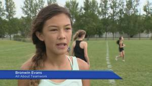 Youth rugby camp celebrates Olympics