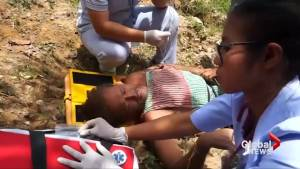 British actor Paul Nicholls rescued from waterfall slip in Thailand