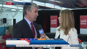 Nova Scotia election: One-on-one with Premier Stephen McNeil