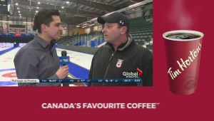 Mixed Doubles Olympic Trials – Ice Making