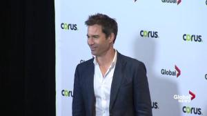 Corus Upfront: Eric McCormack on his new show 'Travelers'