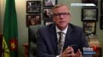 Saskatoon reaction to Premier Brad Wall stepping down as Sask. Party leader