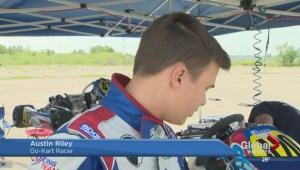 Racing with Autism brings champion Austin Riley to Gimli