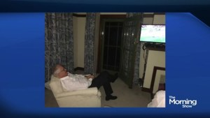 Does Australia's PM have the saddest man cave ever?