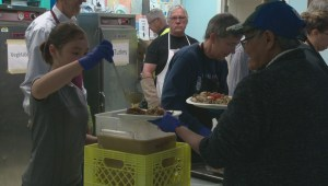 NAIT students prepare meal for 1,000+ at Boyle Street Community Centre