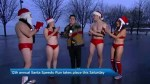 Why Santa is wearing a speedo this weekend in Toronto