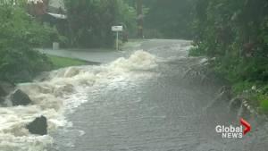 Hurricane Lane dumps nearly 2 feet of rain on Hawaii's Big Island