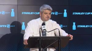 Todd McLellan said the Edmonton Oilers 'will be better'