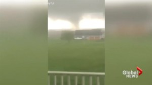 Tornado spotted in Richmond, Virginia as Florence moves over Mid-Atlantic