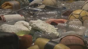 Douglas Coupland holds exhibit on plastic pollution at Vancouver Aquarium