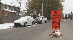 Future of Calgary's Crescent Heights road closure up in the air