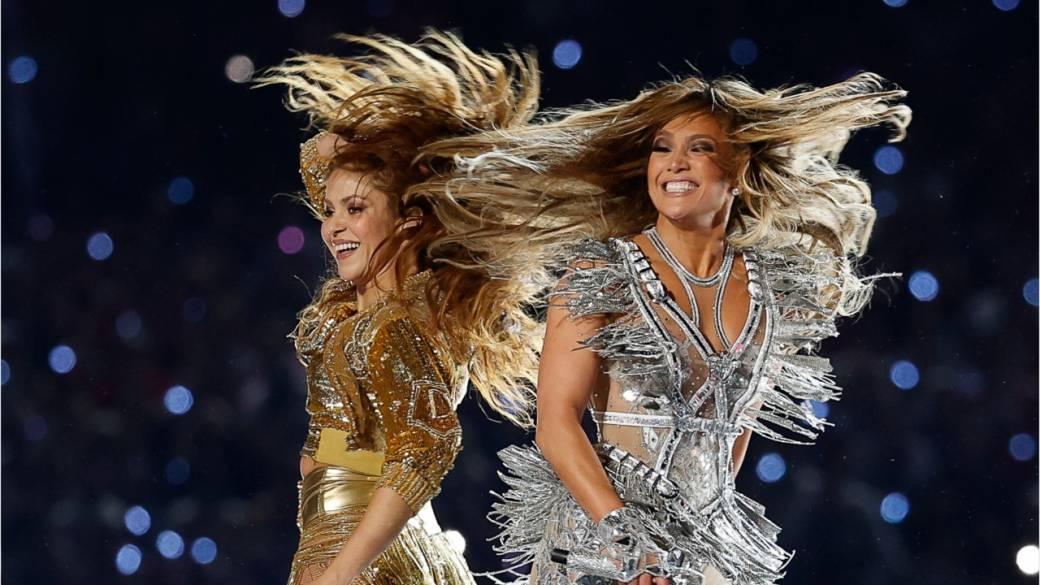 Jennifer Lopez Shakira Super Bowl Halftime Show Draws 1 300 Fcc Complaints National Globalnews Ca