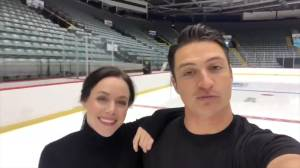 Tessa Virtue and Scott Moir announce retirement from ice dancing