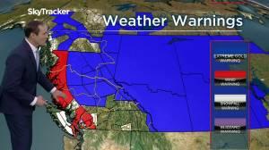 BC weather forecast: January 15