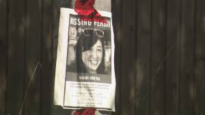 Homicide investigators take over search of missing Langley teacher's home (02:06)