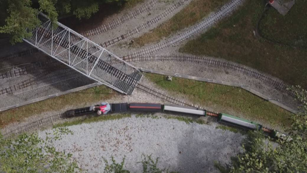 Click to play video: 'This is BC: Burnaby Central Railway recruiting new members to keep future on track'