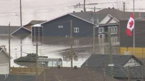 1,200+ structures damaged in Fort McMurray flooding