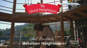 The Good Neighbour App