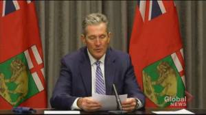Coronavirus: Manitoba increases COVID-19 fines for individuals and corporations (01:10)